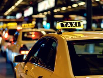 Taxi d'aéroport