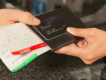TAV Passport Card