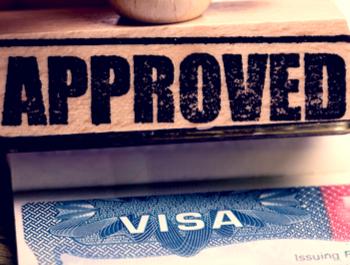 التأشيرات